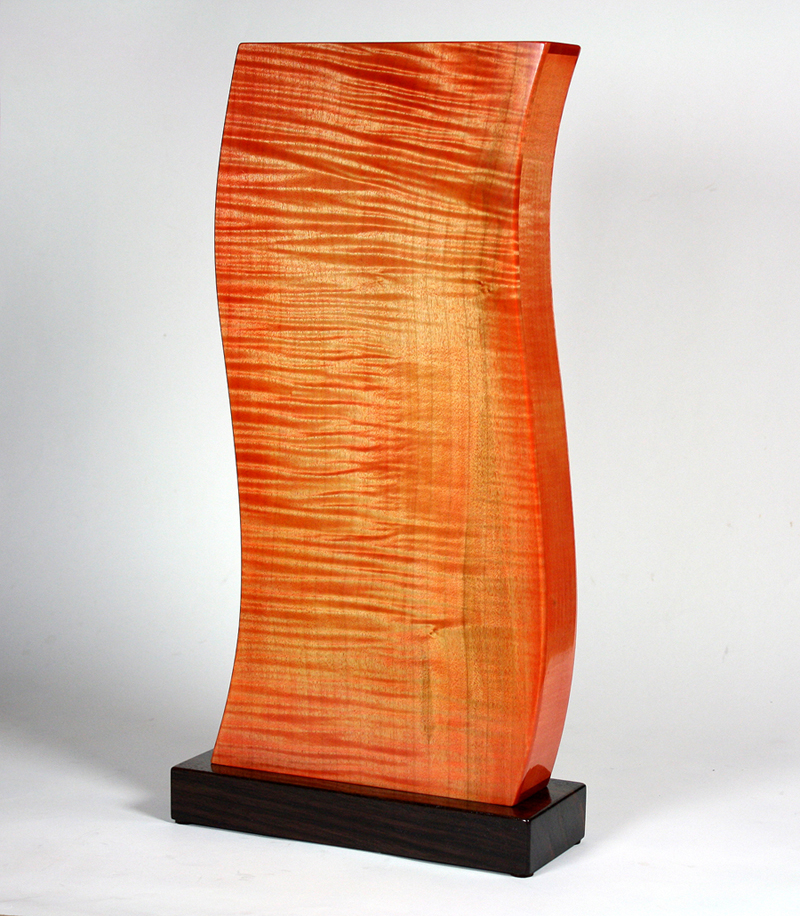 Contemporary wood art