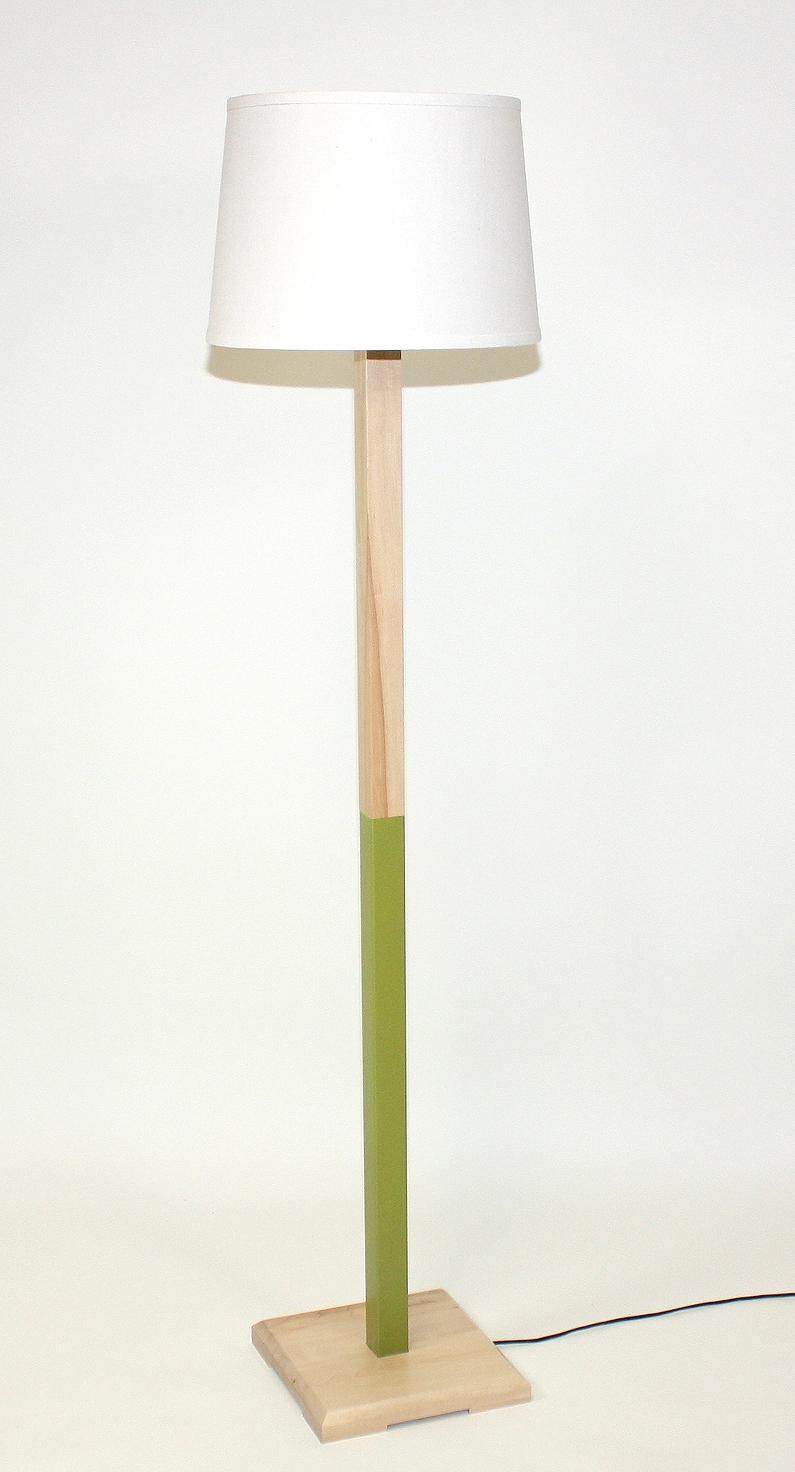Ivy (Maple) Floor Lamp