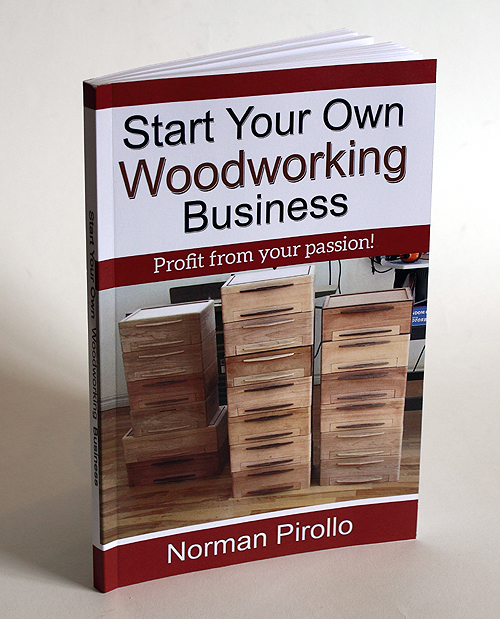 Start Your Own Woodworking Business book