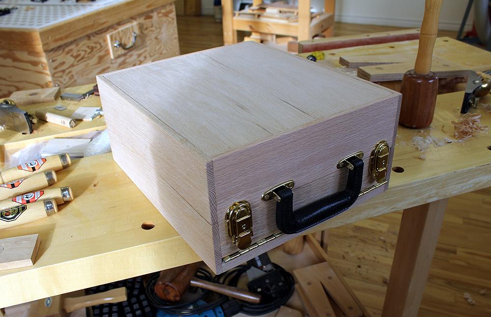Enigma Wood Case