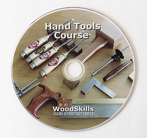 Hand Tools Course DVD