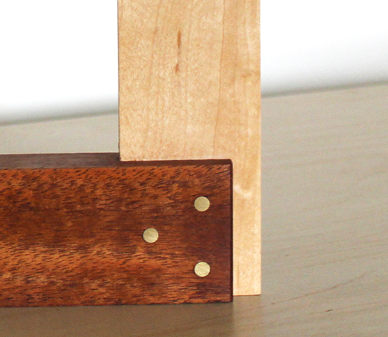 Try Square (Brass Pins)