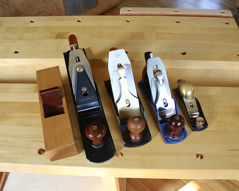 Hand Plane Collection