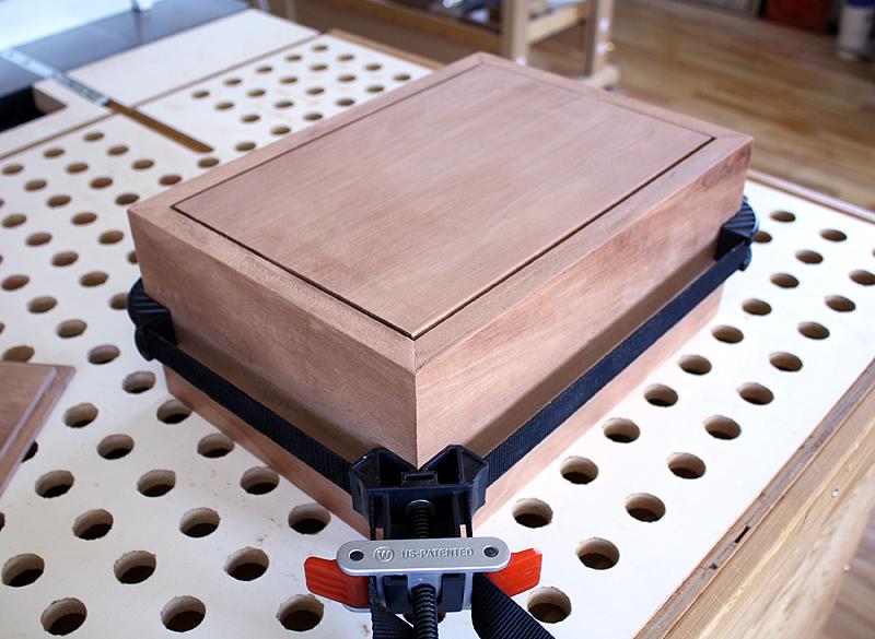 Jewelry Box Build