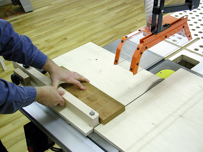 Sliding Miter Sled Plan