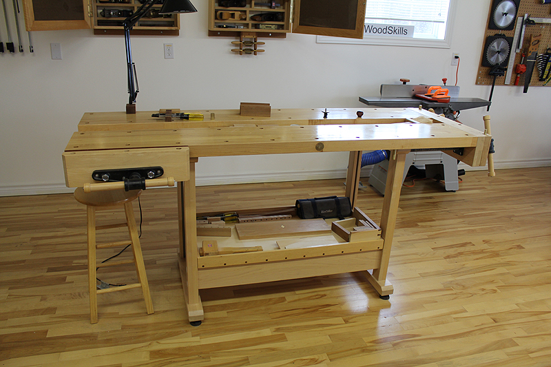 Main workbench