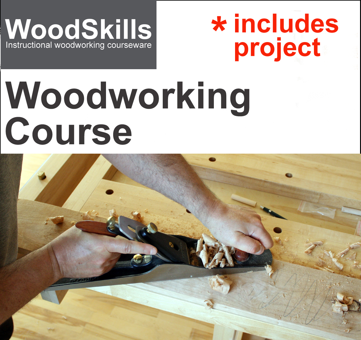 Woodworking Course, Woodworking Class