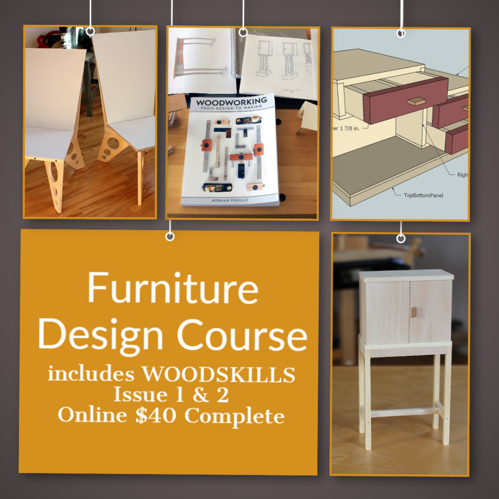 Furniture Design Course