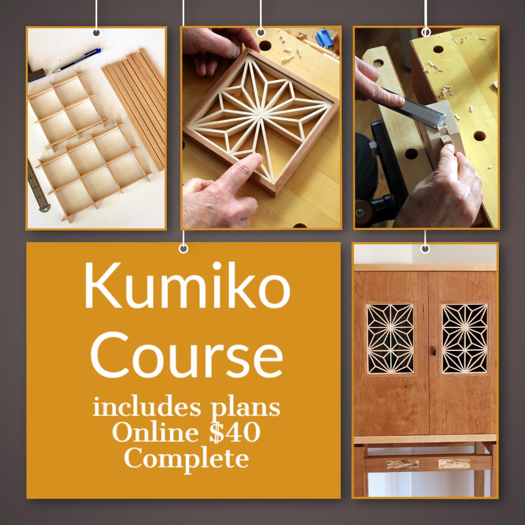 Kumiko Course