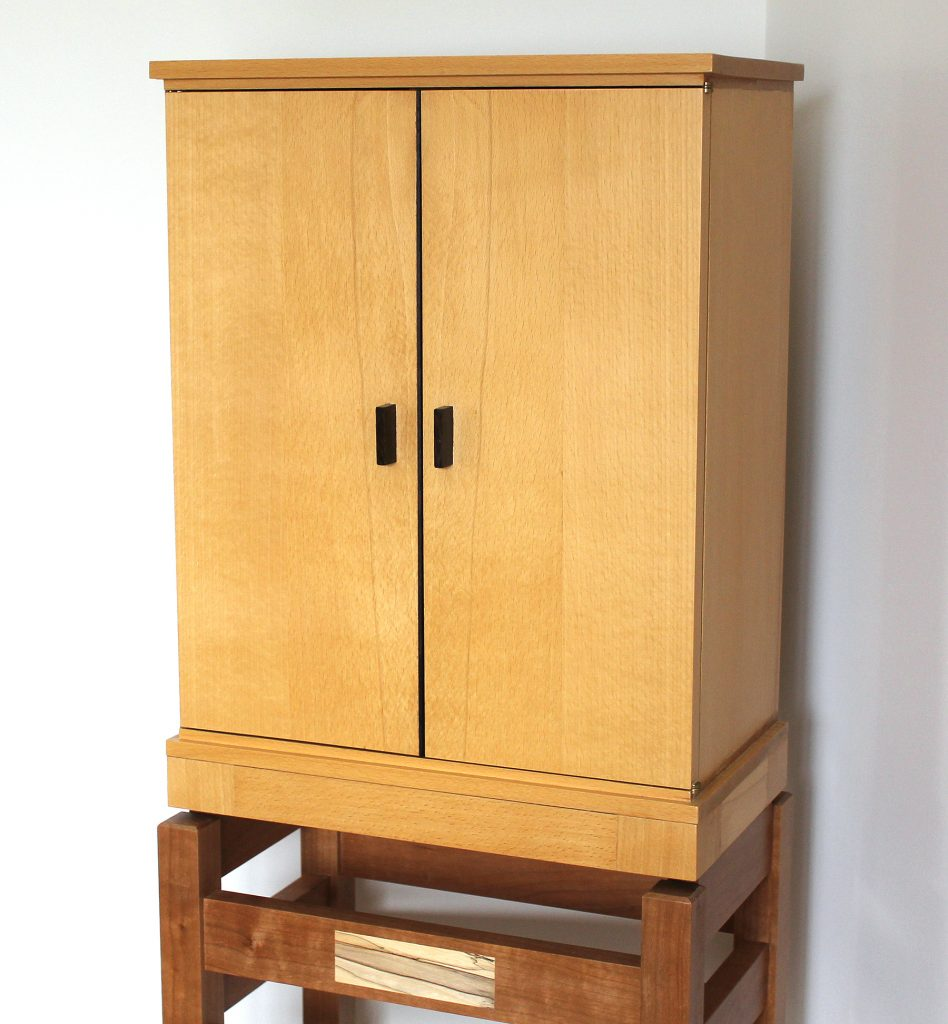Solid Beech Cabinet