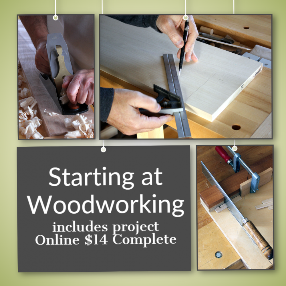 Start Woodworking